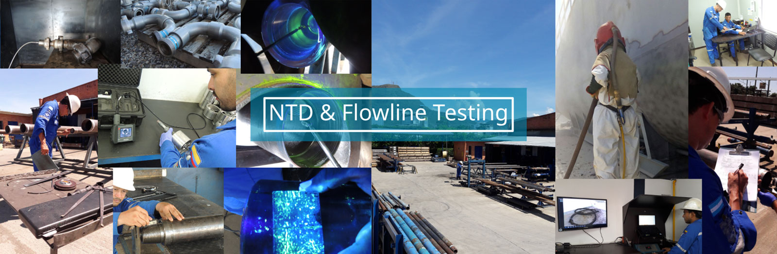 Total QC S.A.S. - NDT & Flowline Testing